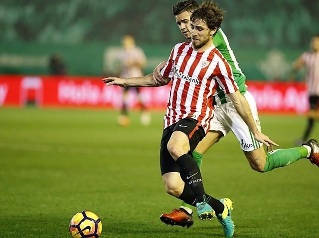 Yeray del Athletic Club