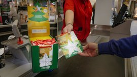 La campaña 'Estrellas Solidarias' de Eroski recauda más de 100.000 euros
