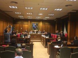 Diputación de Almería cede la nave del Parque de Albox al Consorcio de Bomberos de Levante