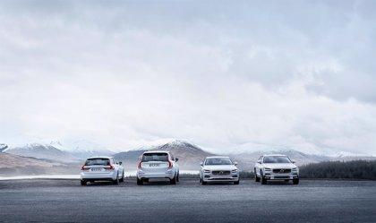 Volvo Cars mejora un 6,2% sus ventas mundiales anuales, hasta 534.332 unidades