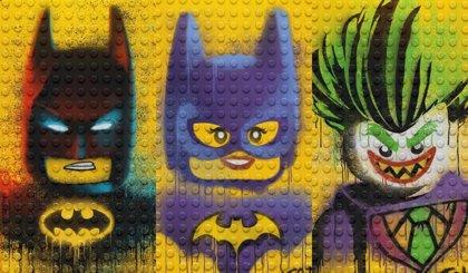 Batman LEGO: Geniales y grafiteros carteles con los héroes y villanos de Gotham