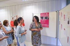 El Espacio de Mujeres de Almería se consolida durante 2016 con un total de 16 actividades
