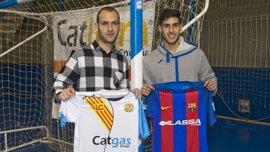 El Barça defiende liderato en el derbi ante Santa Coloma