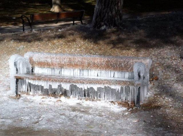 Frío, Hielo, Invierno, Escarcha