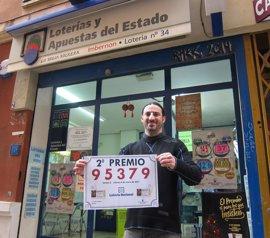El sorteo del Niño deja 7,5 millones en Calasparra y reparte 150.000 euros en Murcia y Cartagena