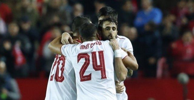 El Sevilla gana al Valencia