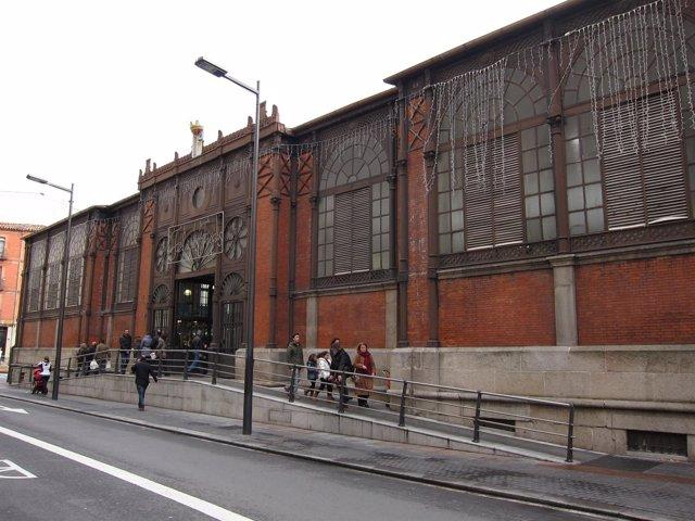 Mercado Central de Abastos de Salamanca