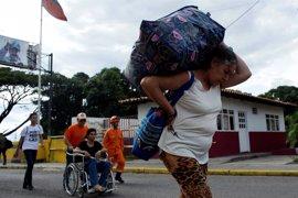 Venezuela reabre su límite con Brasil pero Colombia mantiene la frontera común cerrada