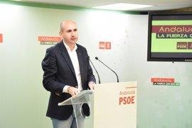 """PSOE-A es """"respetuoso con los órganos"""" del partido y """"no toca hablar de candidatos"""""""