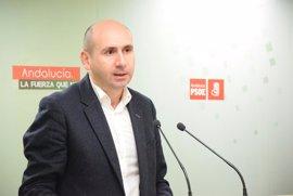 """El PSOE-A critica que el PP """"no mueve un dedo"""" por la creación de empleo en Andalucía"""