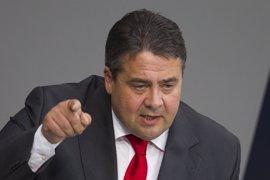 El vicecanciller alemán asegura que la ruptura de la UE ha dejado de ser inconcebible