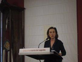 Gamarra, dispuesta a dar un paso adelante para liderar el PP de La Rioja y ser candidata a la Presidencia regional