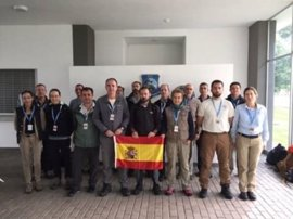 """El jefe de los observadores españoles en Colombia: """"Las FARC y el Ejército trabajan con nosotros. Somos todos uno"""""""
