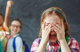 Imagen de recurso para concienciar contra el acoso escolar
