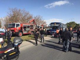 Las fuerzas de Israel detienen a cinco familiares del responsable del ataque en Jerusalén