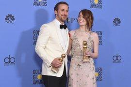 La La Land arrasa en los Globos de Oro con un pleno histórico