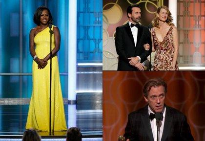 Globos de Oro 2017: Las 10 mejores frases de la gala