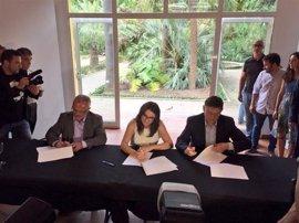 Puig, Oltra y Montiel firmarán el miércoles la ampliación del Acord del Botànic