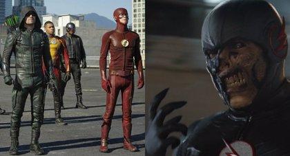 Black Flash aparecerá en varias series del universo televisivo de DC