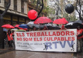 El juicio por el ERE de RTVV, este miércoles en la Audiencia Nacional