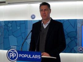 El PP catalán participará unido en el congreso nacional y no prevé enmiendas propias