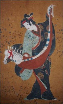 Una de las obras que se podrá ver en la exposición.