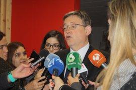 """Puig espera mostrar en la Conferencia de Presidentes que """"la Comunitat está muy lejos del tenebrismo de Aznar"""""""