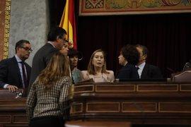 Ana Pastor sondeará a la Mesa del Congreso sobre la comparecencia de Cospedal por el Yak