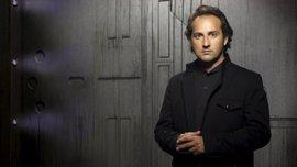 Iker Jiménez ofrece una visita guiada por la exposición 'Cuarto Milenio' en Toledo