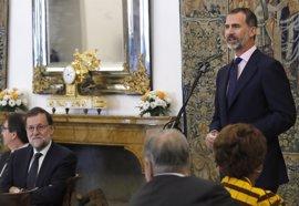 España eleva su representación en el funeral de Soares y envía al rey Felipe VI a Lisboa