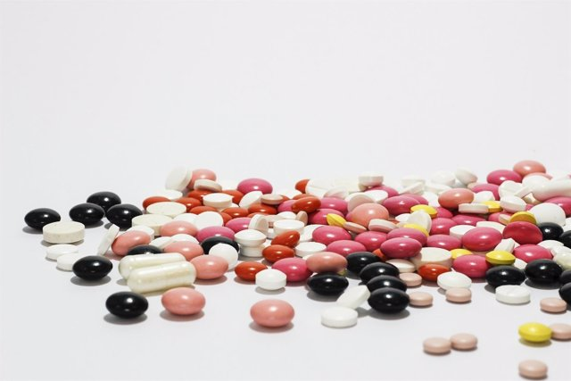 Medicamentos, pastillas