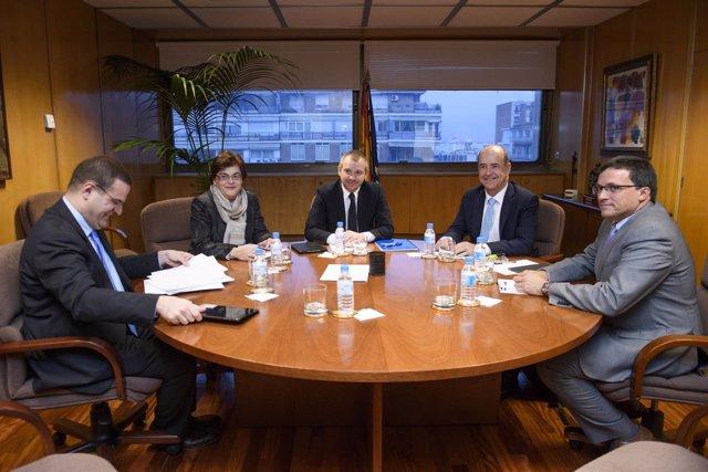 Reunión Canarias-Estado