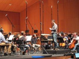 La Orquesta Sinfónica de Navarra grabará en Baluarte la banda sonora de la película 'Thi Mai'