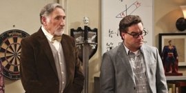 La absurda forma en la que The Big Bang Theory consiguió un padre para Leonard
