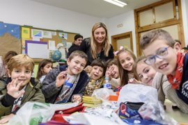 Diputación de Almería forma en medio ambiente a más de medio millar de escolares