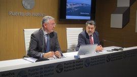 Puerto de Huelva bate récord histórico de tráfico y supera las 30,7 millones de toneladas