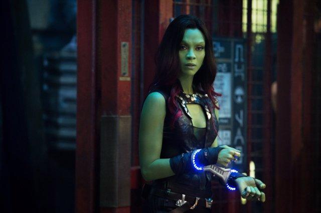 Guardianes de la galaxia, Gamora