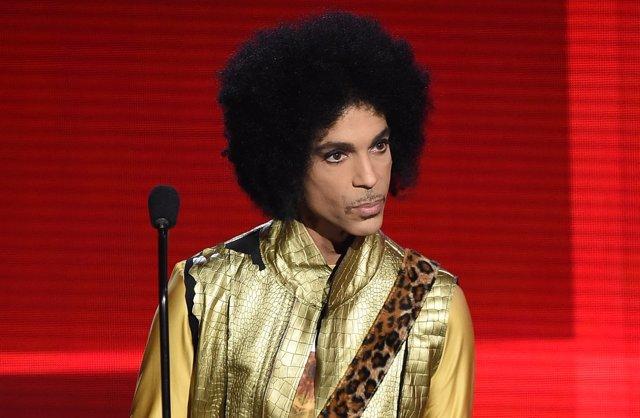 El artista conocido comio Prince