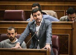 Unidos Podemos pide una comisión de investigación en el Congreso sobre el rescate bancario