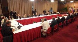 Continúan las diferencias entre Gobierno y oposición en la mesa de diálogo de Venezuela