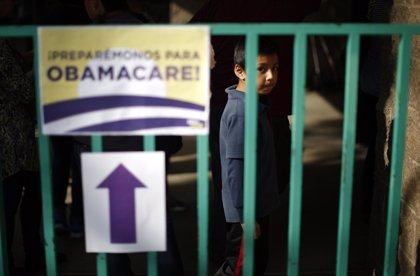 Trump insta a los republicanos del Congreso a que deroguen cuanto antes el 'Obamacare'