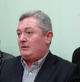 El coordinador del Grupo Parlamentario del PSOE de Córdoba, Jesús María Ruiz