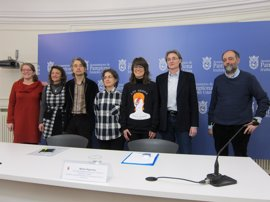 Representantes del Ayuntamiento de Madrid visitan las escuelas infantiles de Pamplona