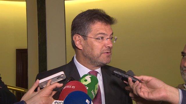 Catalá propone mediación para afectados por cláusula suelo