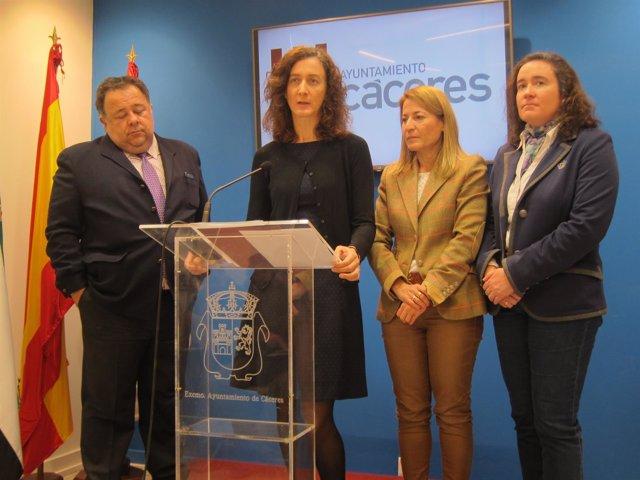 Convenio con Ecoembes para aumentar el reciclado en Cáceres