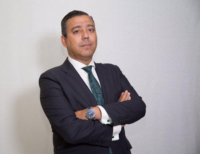 Presidente del Consejo General de Dentistas de España, Dr. Óscar Castro Reino
