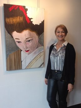 Geisha, de Luisa Navarro