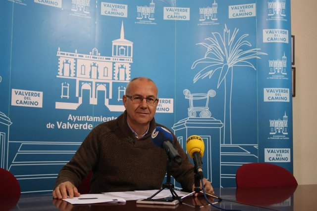 Juan Carlos Rodríguez, concejal de Valverde