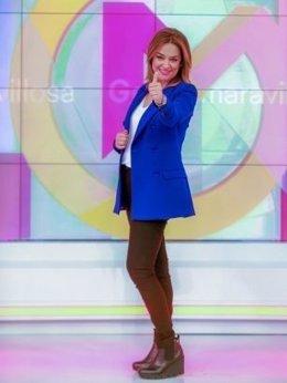 Toñi Moreno conduce el nuevo programa de Canal Sur TV 'Gente Maravillosa'