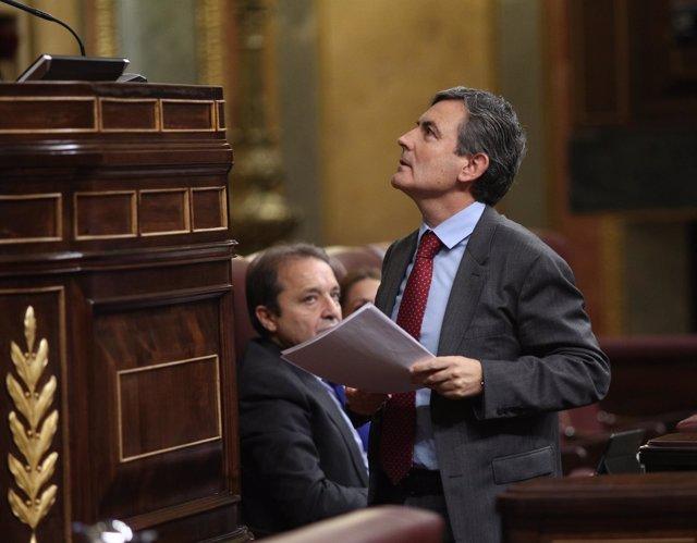 Pedro Saura, diputado del PSOE